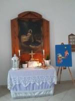 Advent 3. istentisztelet és hóangyal készítés 2018.